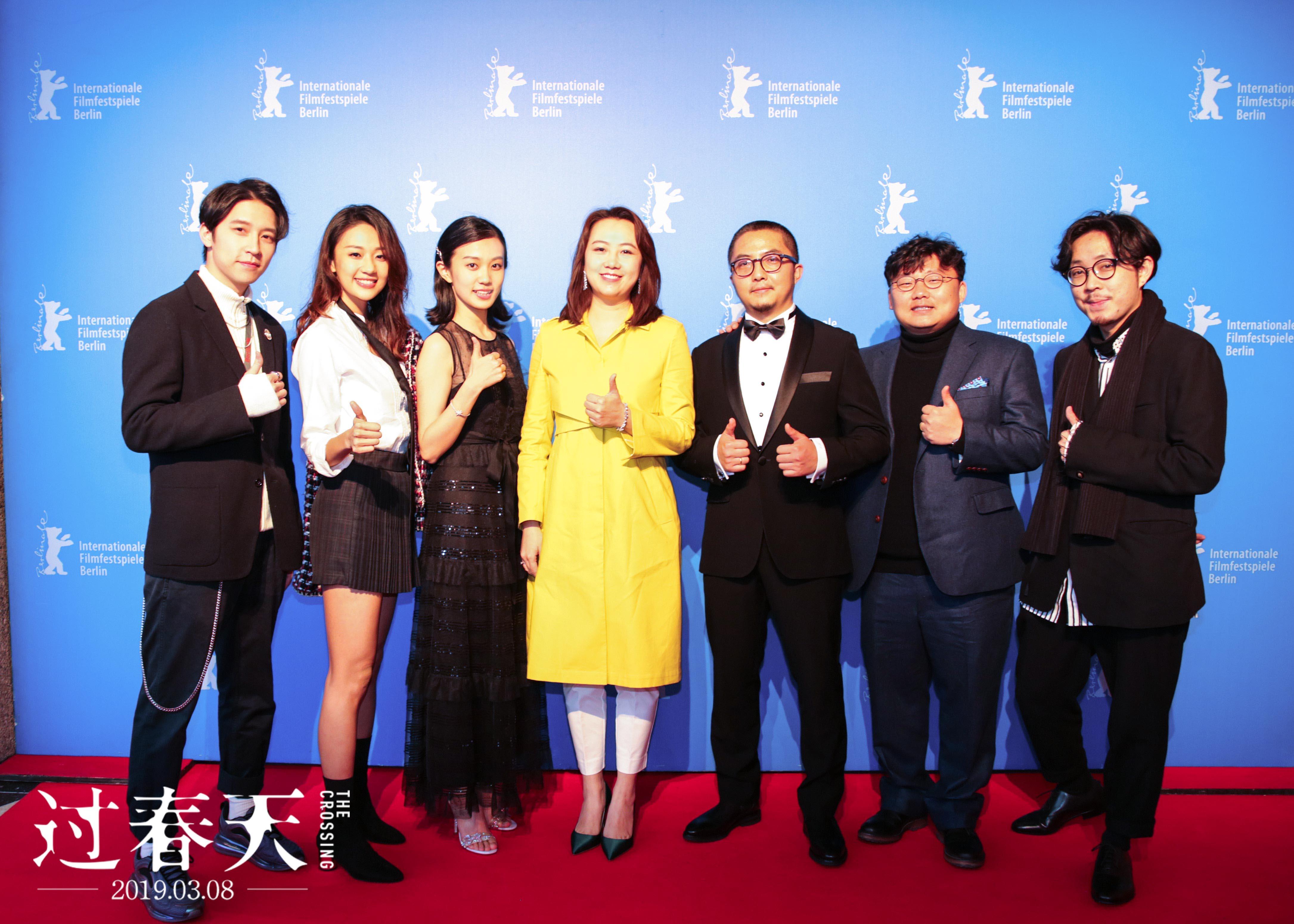 莱绅通灵闪耀69届柏林国际电影节